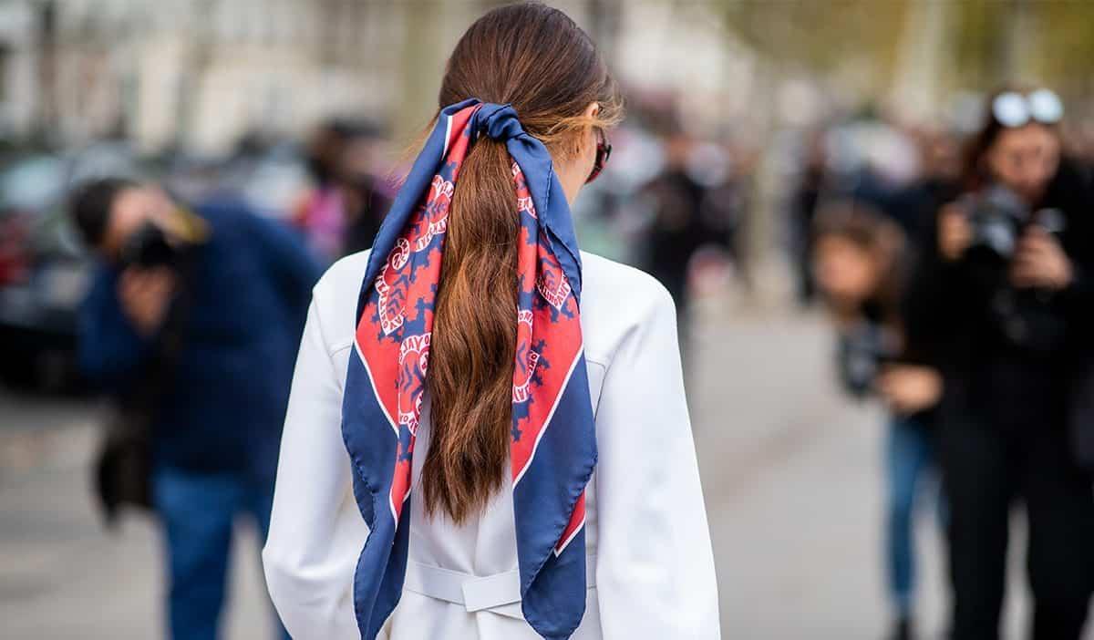 Pañuelos para un look vintage