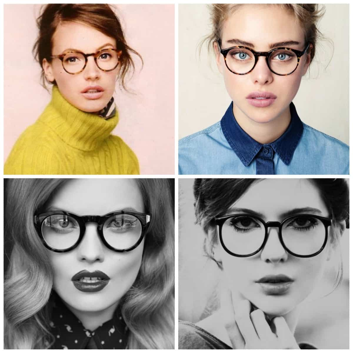 estilos de lentes de vista